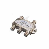 Diseqc Interruptor 4 X 1 Satélite Lnb Fta Receptor