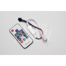 Controlador Led Pixeles Radio Frecuencia 2048 Pixeles 5v