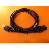 Cable De Corriente Para Pc, Monitores E Impresoras