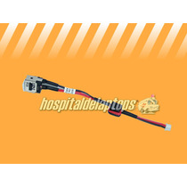 Power Jack Dc In Laptop Dell Mini 10 1010 1011 Dc301008p00