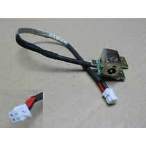 Power Jack Con Cable Pavilion Dv9000 Series 4.8x1.7 Mm