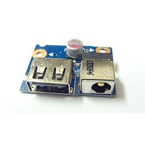 Dc Power Jack Usb Port Board Lenovo G580