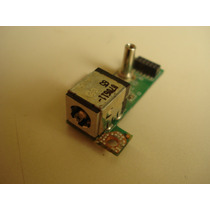 Conector Power Jack Gateway W340ua W340ui Mt3700 Mt3400
