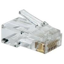 Plug Conector Rj45 Para Cable Red Utp Cat 6 Xmedia 50 Piezas