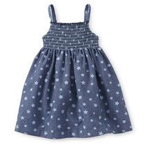 Carters Vestidos Blusas Niña 6 A 12 Meses Envio Gratis