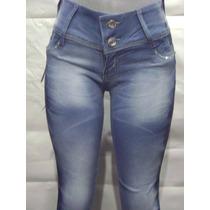 Jeans Strech Para Dama Varios Modelos