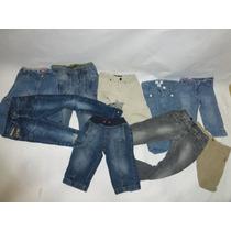 Super Oferta Lote De 8 Pantalones Y Bermuda Para Niña Maa