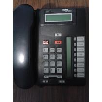 Telefono Nortel T7208 Negro