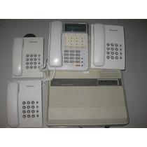 Conmutador Panasonic Kx-t61610 Mas Multilinea Kx-t7030