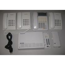 Conmutador Panasonic Kx-t206 Mas Kx-t7030 Y 3 Kx-ts500