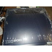 Conmutador Panasonic Kxtda200 Fuente, Gabinete Y Mpr