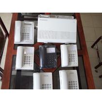 Paquete De Central Telefonica Kx-ta308