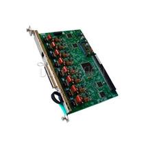 Tarjeta Panasonic Kx-tda1180 De 8 Lineas Analogas Con Id +c+