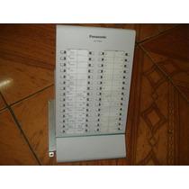 Consola Panasonic Kx-t-7640 Dss 60 Teclas-para Modelos Tda