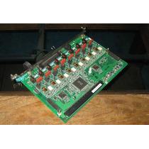Tarjeta Lcot8 Panasonic Kx-tda0180 De 8 Lineas Analogicas