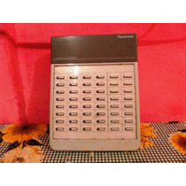 Consola Panasonic Modelo Kx-t7040 De 48 Botones Usada