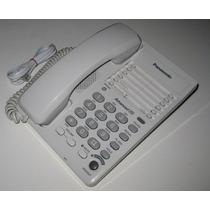 Telefono Unilinea Panasonic Kx-ts105 Con Altavoz Y Memorias