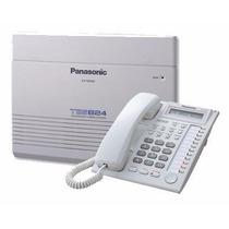 Conmutador Panasonic Tes824 3 Lineas 8 Ext Pkt Con Telefonos