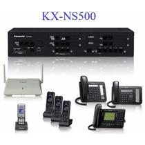 Conmutador Hibrido Inteligente Panasonic Kx-ns500 Cd Manual