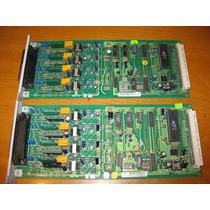 Tarjeta Samsung Nx-4trunk De 4 Puertos De Troncales