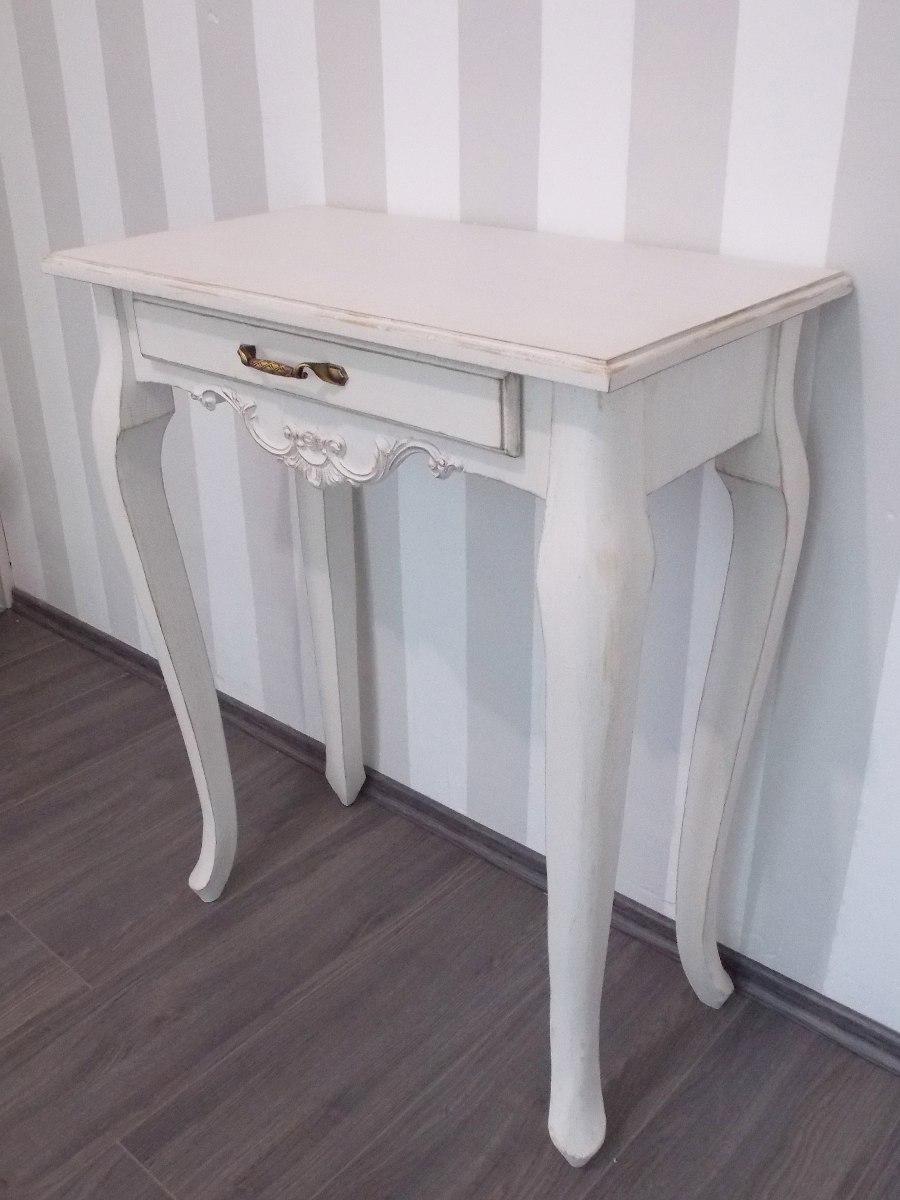 Consola vintage mesa recibidor tocador trinchador for Consola recibidor vintage