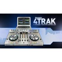 Numark 4trak Mixer Controlador Profesional Para Traktor, Wsl