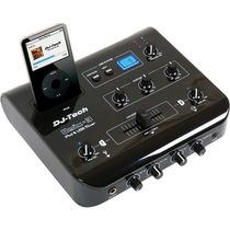 Dj Tech Umix-3 Reproductor Mezclador 2 Canales