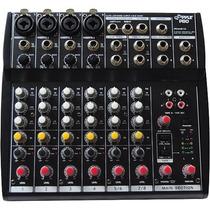Pyle Pro Pexm810 Mezclador De Audio 8 Canales