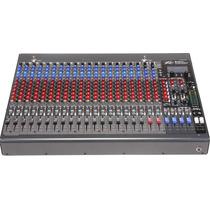 Peavey Consola De 24 Channel Mixer, 24fx