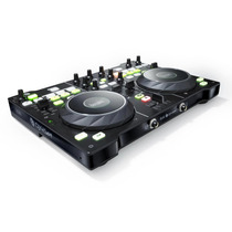 Hercules Dj 4 Set Consola Virtual Dj Traktor Mp3 Midi Video
