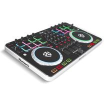 Numark Mixtrack Quad Nueva Version Del Mejor Controlador Dj