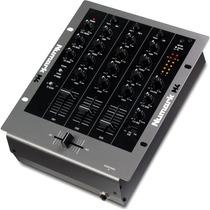 Numark Mixer M4 Dj Profesional Mezcladora De 3 Canales Nueva