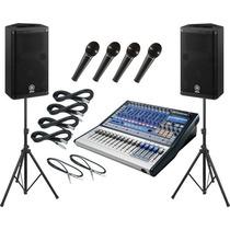 Presonus Studiolive 16.0.2 Y Yamaha Dsr112 Pa Paquete