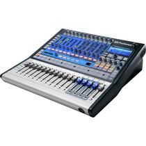 Presonus Studiolive 16.0.2 Mezcladora 16 Canales