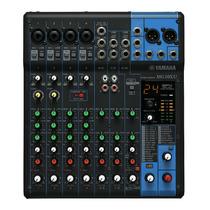 Mezcladora Yamaha 10 Canales Efectos Y Usb Mg10xu