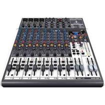 Mezcladora De Audio 16 Entradas Behringer Xenyx X1622 Usb