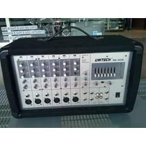 Consola Uwtech Ma602b 250watts