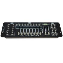 Consola Controlador Dmx 512 Para Iluminación Led