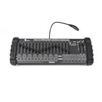 Consola Mezcladora Luz Dj 192 Canales Dmx Disco Dj Alien