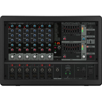 Consola Amplificada Behringer Pmp560m 6 Canales 500 Watts