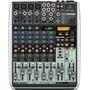 Behringer Xenyx Qx1204usb 12 Canales, Fx E Interfaz De Audio