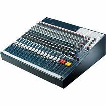 Soundcraft Fx16ii Mezclador 16 Canales Con Efectos Lexicon