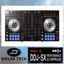 Pioneer Ddj Series Ddj-sx 4 Canales Channels Mixer Serato