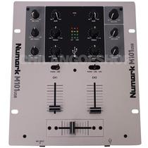 Mixer Mezcladora Numark M101 Usb