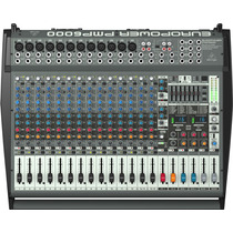 Behringer Pmp6000 Consola Amplificada 1600 Watts