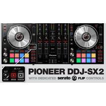 Pioneer Ddj Series Ddj-sx2 4 Canales Channels Mixer Serato