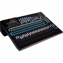 Allen & Heath Qu-24c Chrome 30-in/24-out Mezcladora Digital