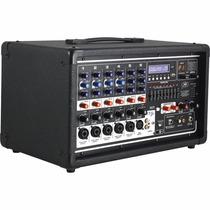 Peavey Pvi-6500 Mezcladora 6 Canales