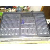 Mezclador Yamaha Modelo Ga 24/42 En Rak 24 Canales 10 Mon