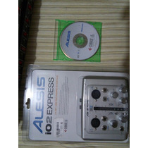 Alesis Io2 Express Interface Usb